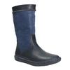 Modré dívčí kozačky bata, modrá, 394-9196 - 13