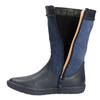 Modré dívčí kozačky bata, modrá, 394-9196 - 26