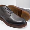 Kožené Chukka Boots bata, šedá, 826-3919 - 14