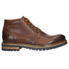 Pánská zimní kožená obuv bata, hnědá, 894-3672 - 15