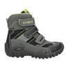 Dětská obuv na suché zipy mini-b, šedá, 299-2616 - 15