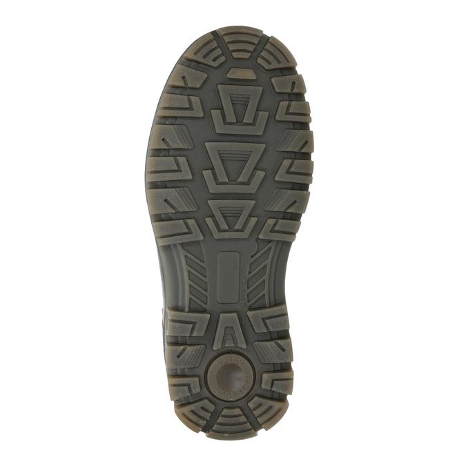 Dětská zimní obuv weinbrenner-junior, modrá, 496-9610 - 17