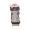 Růžová dívčí zimní obuv mini-b, červená, 299-5613 - 17