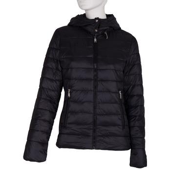 Dámská bunda s kapucí bata, černá, 979-6159 - 13