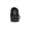Pánské kožené Derby polobotky conhpol, černá, 824-6990 - 16