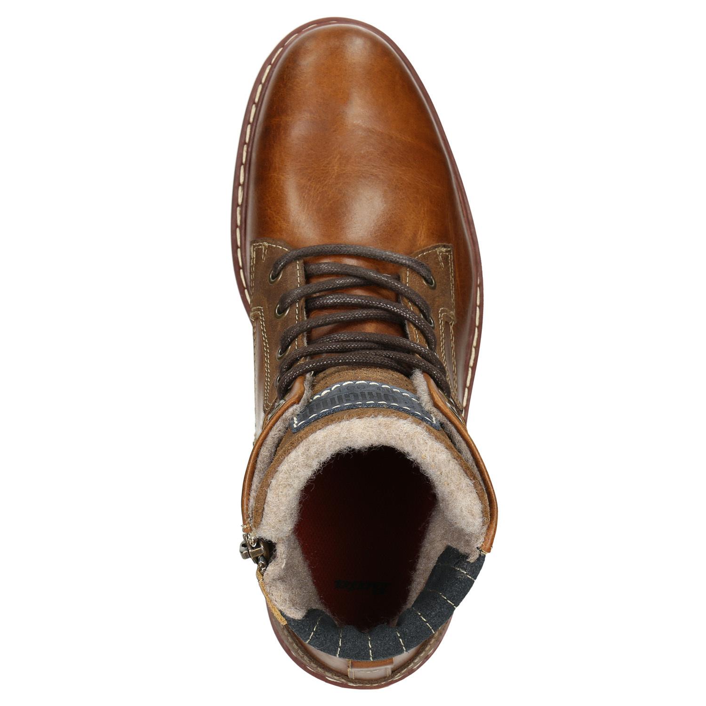 ... Pánská kožená zimní obuv bata 27eb6129d1