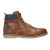 Pánská kotníková obuv bata, hnědá, 896-3669 - 26