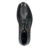 Kotníčková pánská obuv bata, modrá, 896-9682 - 15
