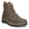 Kožená dámská zimní obuv weinbrenner, hnědá, 596-4666 - 13