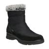 Dámské zimní sněhule comfit, černá, 599-6618 - 13