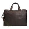 Pánská kožená taška bata, hnědá, 964-4112 - 26