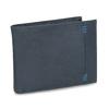 Kožená pánská peněženka bata, modrá, 944-9188 - 13