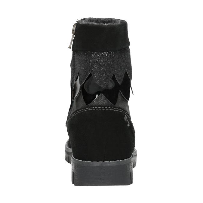 Dětská zimní obuv primigi, černá, 423-6005 - 15