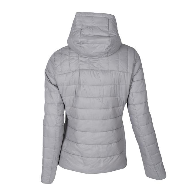 Dámská šedá bunda s kapucí bata, šedá, 979-1159 - 26