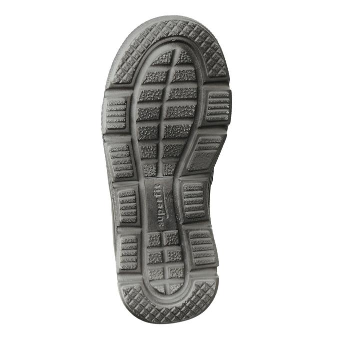 Dětská zimní obuv superfit, černá, 399-6029 - 19