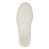 Bílé kotníčkové tenisky diesel, bílá, 501-6743 - 19