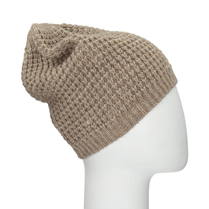 Pletená čepice bata, vícebarevné, 909-0695 - 17
