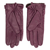 Dámské kožené rukavice bata, fialová, 904-0109 - 16