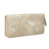 Dámská peněženka s hvězdami bata, béžová, 941-2154 - 13