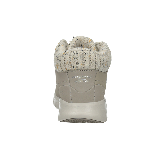 Dámská kotníčková obuv skechers, šedá, 501-2314 - 15