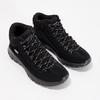 Dámská kotníčková obuv skechers, černá, 501-6314 - 26
