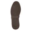 Kotníčkové tenisky z broušené kůže diesel, hnědá, 803-4629 - 19