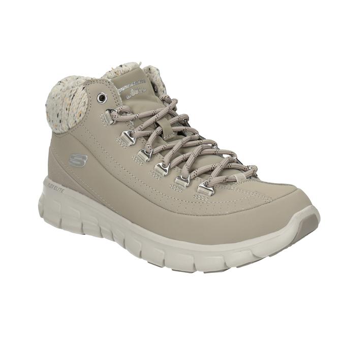 Dámská kotníčková obuv skechers, šedá, 501-2314 - 13