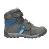 Dětská zimní obuv mini-b, šedá, 291-2627 - 26