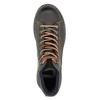 Kotníčková zimní obuv kožená bata, šedá, 896-2660 - 26