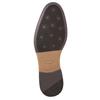 Pánská kožená kotníčková obuv bata, hnědá, 826-3926 - 17
