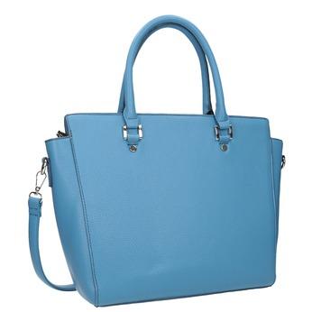 Modrá dámská kabelka bata, 961-9845 - 13