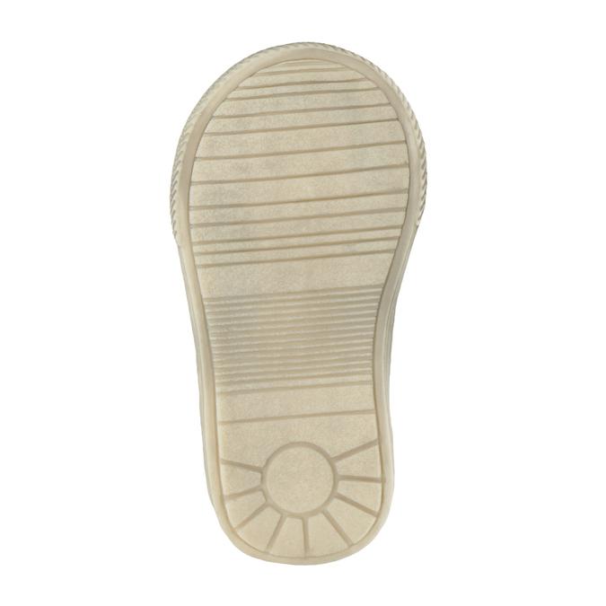 Kotníčková dětská obuv bubblegummers, šedá, 111-2614 - 17