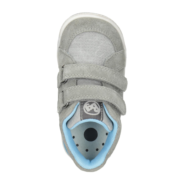 Bubblegummers Kožená dětská kotníčková obuv - Bubblegummers  bcee759ce46