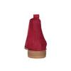 Kožená kotníčková obuv červená bata, červená, 593-5611 - 15