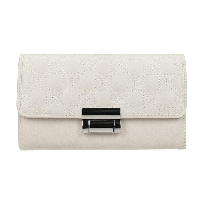 Dámská peněženka s prošitím bata, 941-1169 - 26