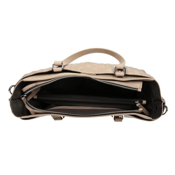 Dámská kabelka s prošíváním bata, 961-3824 - 15