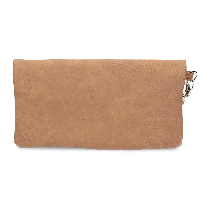 Hnědá dámská peněženka bata, 941-4215 - 26