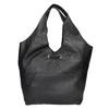 Kožená dámská kabelka se střapci bata, černá, 964-6294 - 16