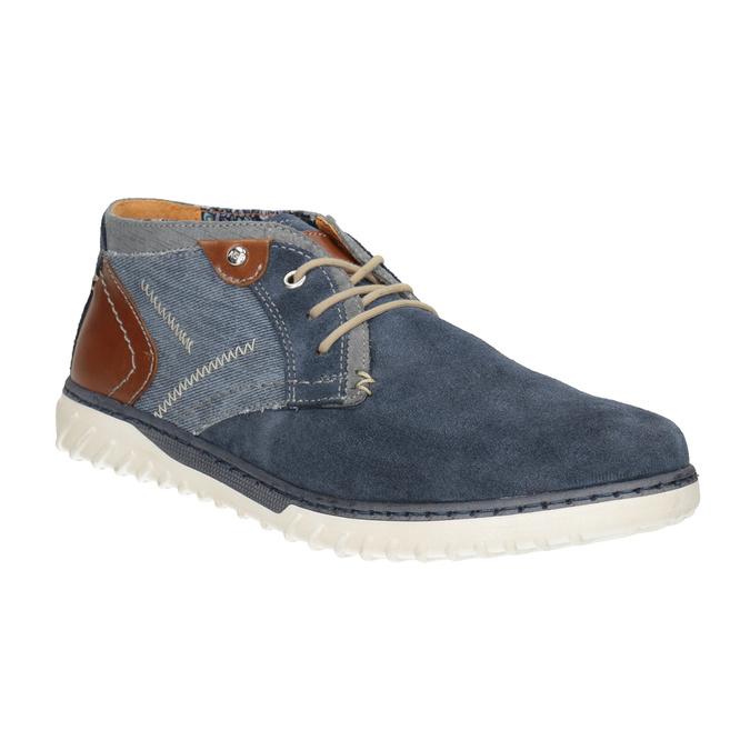 Pánská vycházková obuv bata, 843-9633 - 13