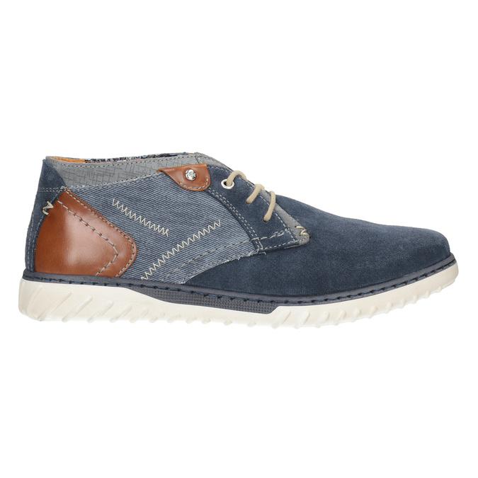 Pánská vycházková obuv bata, 843-9633 - 26