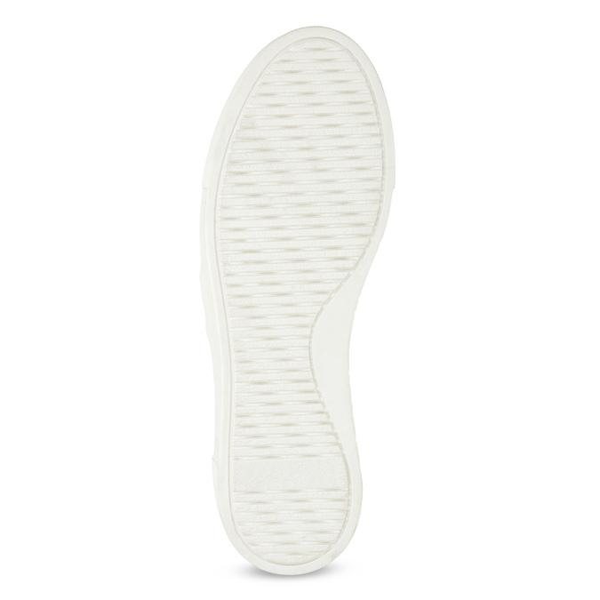 Dámské Slip-on s kovovou přezkou bata, šedá, 513-2600 - 18
