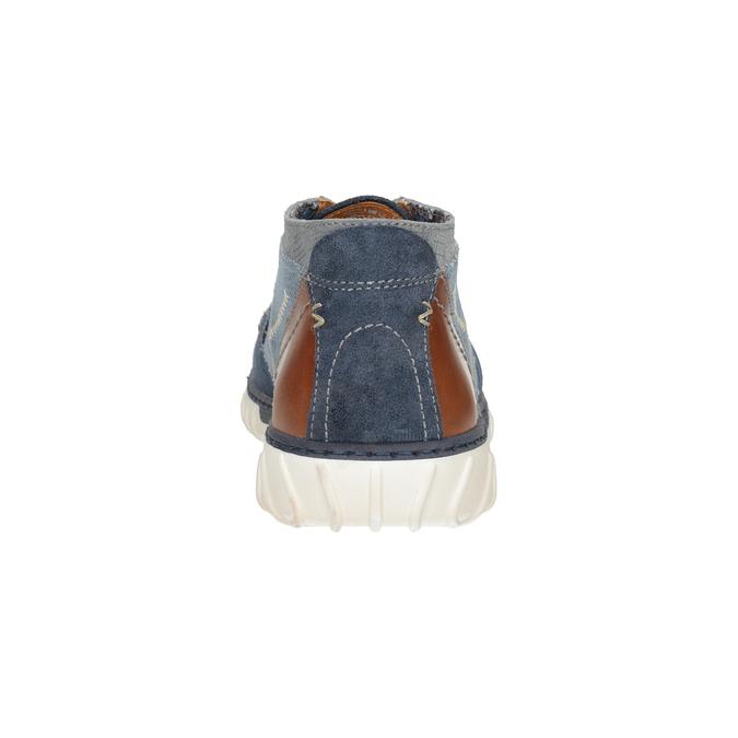 Pánská vycházková obuv bata, 843-9633 - 16