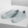 Modré kožené tenisky vagabond, modrá, 624-1018 - 16