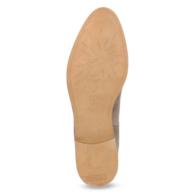Kožená dámská Chelsea obuv bata, 593-8614 - 18