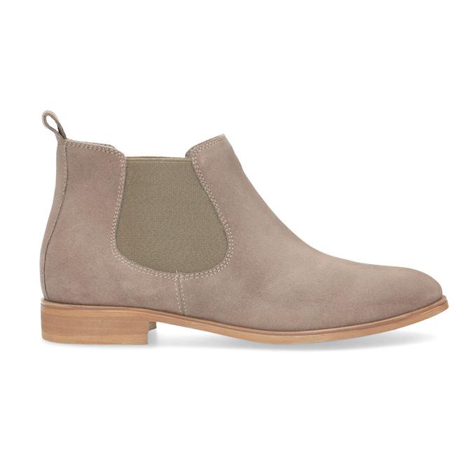 Kožená dámská Chelsea obuv bata, 593-8614 - 19