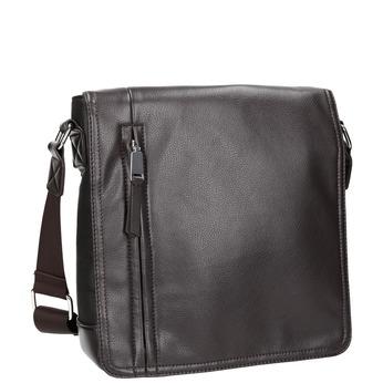 Pánská Crossbody taška bata, hnědá, 961-4832 - 13