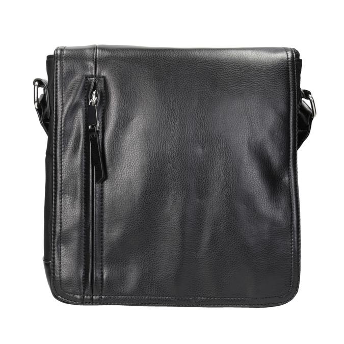Pánská taška ve stylu Crossbody bata, černá, 961-6832 - 26