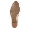 Kožené lodičky se vzorem gabor, 626-8190 - 17