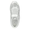 Stříbrné dětské tenisky s kamínky mini-b, 329-1348 - 15