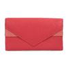 Dámská kožená peněženka bata, červená, 944-5211 - 26